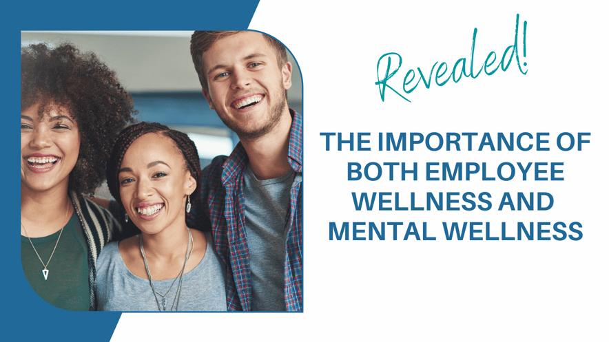 The Importance of Both Employee Wellness & Mental Wellness-2